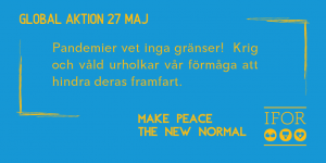 #MPNN Make Peace The New Normal. Twitterpost.